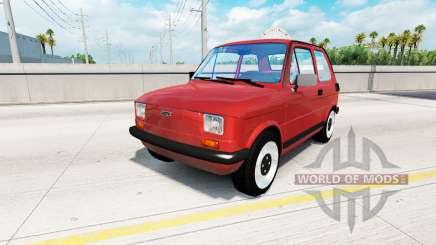 Fiat 126p for American Truck Simulator