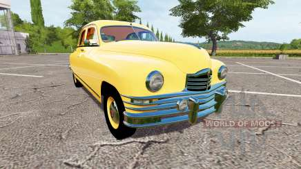 Packard Deluxe Eight 1948 for Farming Simulator 2017
