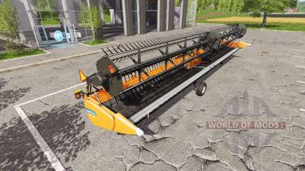 New Holland SuperFlex Draper 45FT multicolor for Farming Simulator 2017