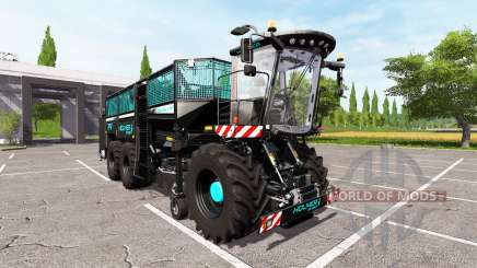HOLMER Terra Dos T4-40 limited edition for Farming Simulator 2017