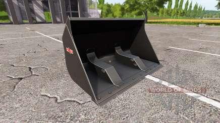 Bucket MAGSI for Farming Simulator 2017