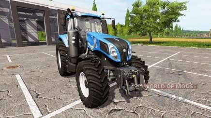 New Holland T8.320 for Farming Simulator 2017