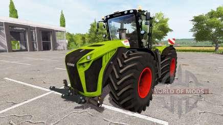 CLAAS Xerion 5000 for Farming Simulator 2017