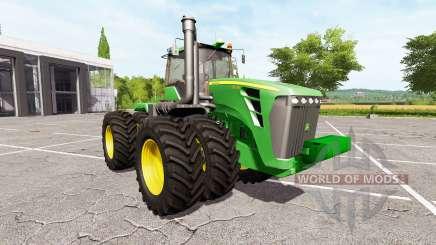 John Deere 9630 for Farming Simulator 2017