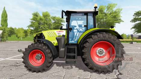 CLAAS Arion 530 for Farming Simulator 2017