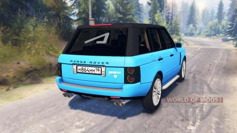 Range Rover Sport Pintoresca for Spin Tires