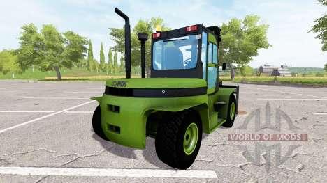 Clark C80D for Farming Simulator 2017