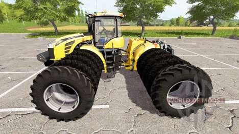 Challenger MT975E v1.2 for Farming Simulator 2017