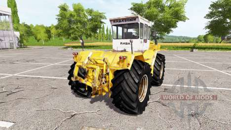 RABA Steiger 250 for Farming Simulator 2017
