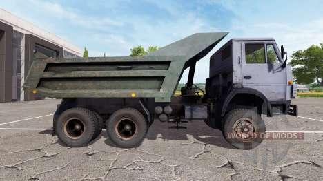 KamAZ-51111 for Farming Simulator 2017