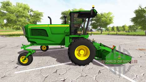 John Deere W260 v1.2 for Farming Simulator 2017