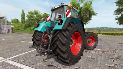 Fendt 930 Vario TMS petrol for Farming Simulator 2017