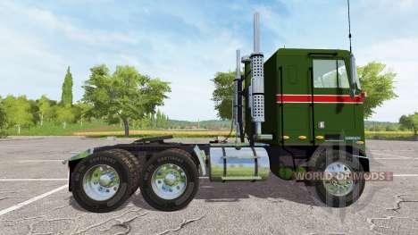 Kenworth K100 1978 for Farming Simulator 2017