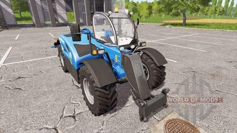 New Holland LM 7.42 v1.17 for Farming Simulator 2017