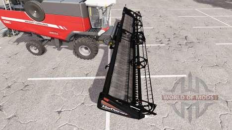 MacDon D60-D for Farming Simulator 2017