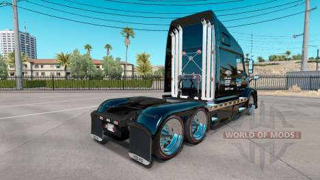Volvo VNL 670 remix for American Truck Simulator