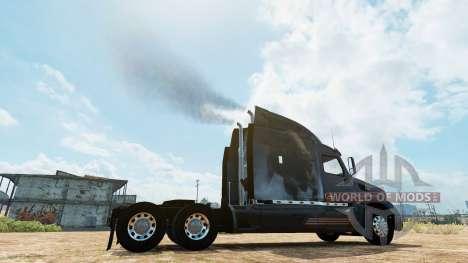 Exhaust smoke v2.5 for American Truck Simulator