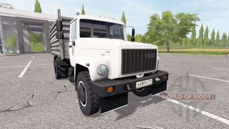 GAZ-SAZ-35071 for Farming Simulator 2017