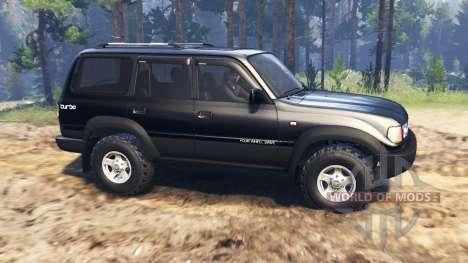 Toyota Land Cruiser 80 VX for Spin Tires