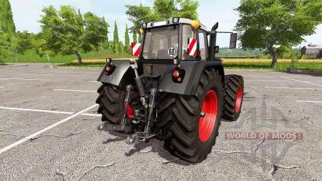 Fendt 930 Vario TMS black beauty v1.1.1.1 for Farming Simulator 2017
