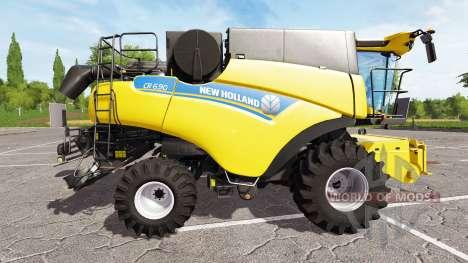 New Holland CR6.90 v1.1 for Farming Simulator 2017