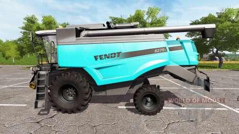 Fendt 6275L v2.0 for Farming Simulator 2017