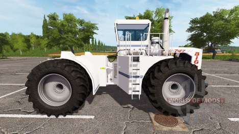 Big Bud-747 white for Farming Simulator 2017