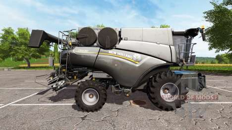 New Holland CR10.90 chassis choice v1.0.2 for Farming Simulator 2017