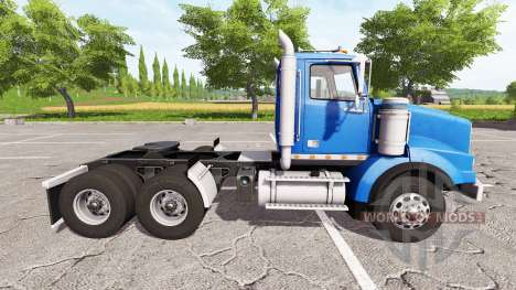Lizard SX 210 Twinstar 6x4-4 edit for Farming Simulator 2017