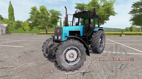 MTZ-1221 Belarus v2.0 for Farming Simulator 2017