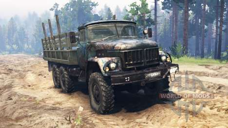 ZIL-131 for Spin Tires