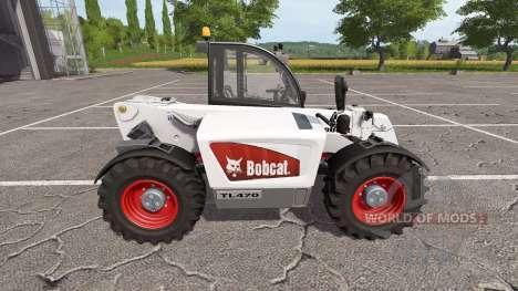 Bobcat TL470 v1.6 for Farming Simulator 2017