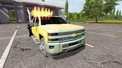Chevrolet Silverado v0.9 for Farming Simulator 2017