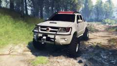 Toyota Hilux 2013 v3.0 for Spin Tires