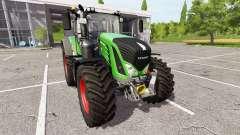 Fendt 933 Vario for Farming Simulator 2017