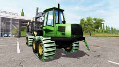 John Deere 1110D for Farming Simulator 2017