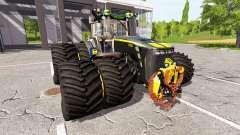 John Deere 8530 black shadow v2.1 for Farming Simulator 2017