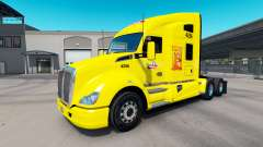 Skin Sabritas truck on Kenworth T680 for American Truck Simulator