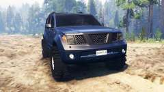 Nissan Pathfinder (R51) for Spin Tires
