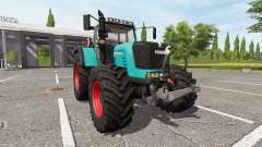 Fendt 930 Vario TMS petrol for Farming Simulator 2017