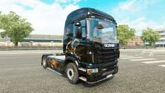 Scorpion skin for Scania truck for Euro Truck Simulator 2