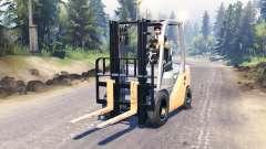 Toyota Forklift for Spin Tires