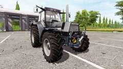 Deutz-Fahr AgroStar 6.61 black beauty v1.3 for Farming Simulator 2017
