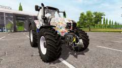 Lamborghini Mach 230 T4i VRT stickerbomb for Farming Simulator 2017