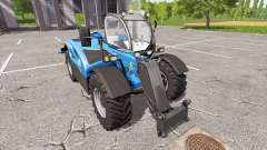 New Holland LM 7.42 v1.17 for Farming Simulator 2017