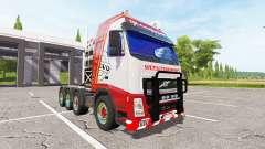 Volvo FH12 heavy for Farming Simulator 2017
