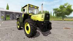 Mercedes-Benz Trac 1800 Intercooler v2.0 for Farming Simulator 2017