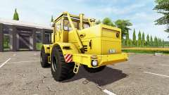 Kirovets K-700A v1.0.1 for Farming Simulator 2017