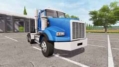 Lizard SX 210 Twinstar 6x4-4 for Farming Simulator 2017