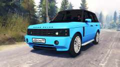 Range Rover Sport Pintoresca for Spin Tires